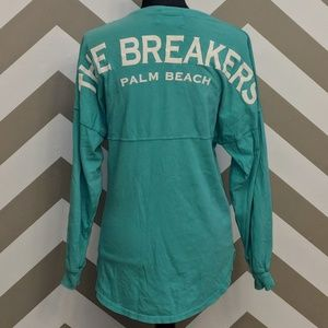The Breakers Hotel in Palm Beach Long Sleeve Top